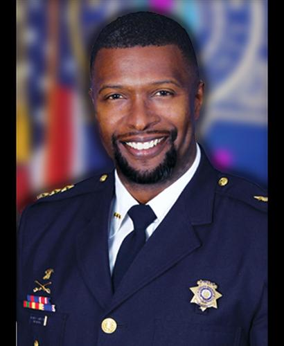 Photo of Reginald Scandrett (campaign photo)